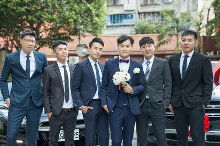 婚攝 台北民權晶宴 婚禮攝影