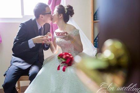 【 台南婚攝 | 柳營活動中心 】啟豪 鈺嘉 婚禮紀錄 By 阿斌師