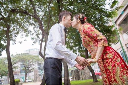 【台南婚攝 | 振興活動中心】 昶騰 湘晴婚禮紀錄