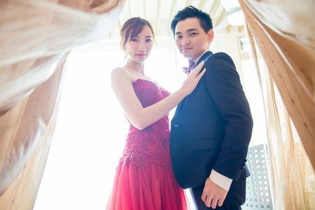 【台中婚攝 | 清新溫泉飯店 】季緯 郁勤 婚禮紀錄