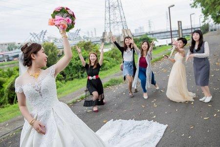 【台南婚攝 | 灣裡活動中心】祥豪 子胤 婚禮紀錄