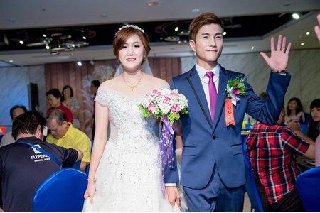 【台北婚攝 | 彭園婚宴會館 】俊諺 翊庭 婚禮紀錄