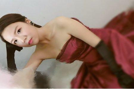 婚禮工事【作品】時尚女伶
