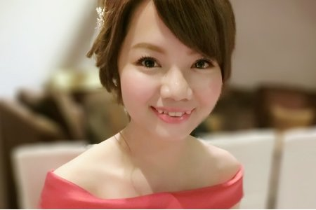 Goddess♡虹君♡訂婚單妝