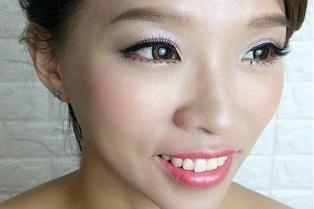 精緻彩妝-微笑眼