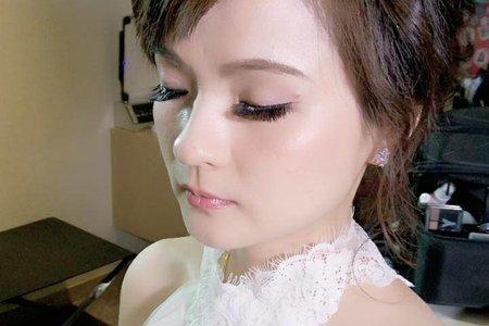 106.12.03育真大囍-白紗造型