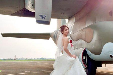 空軍集團結婚