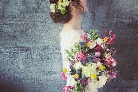 我的百變新娘