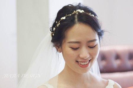 韓系新娘造型