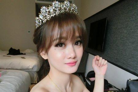 日系眼妝-Nikki 華麗皇冠   公主風格