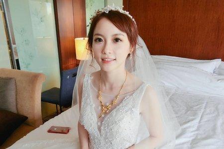 TERESA 新娘祕書 -  噴槍底妝 -婚宴現場