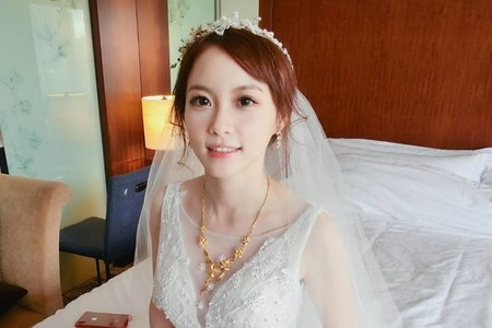 TERESA 新娘祕書 - 噴槍底妝 婚宴現場