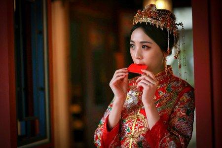 TERESA新娘祕書 龍鳳褂/中式
