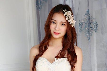 Teresa 新娘秘書 噴槍底妝 韓系妝感