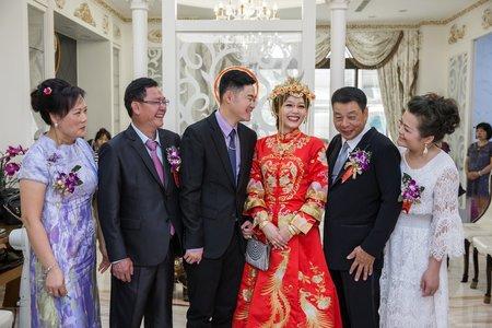 ⌈婚禮的樣子⌋2017-0813文定之喜