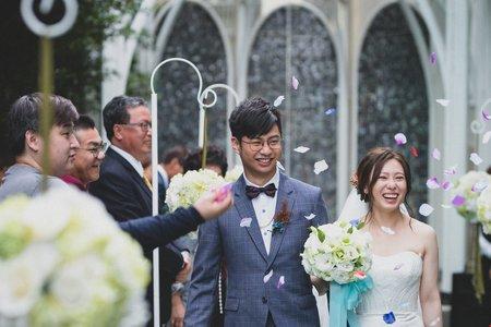 ◤Wedding record◢「新竹晶宴會館,證婚午宴」