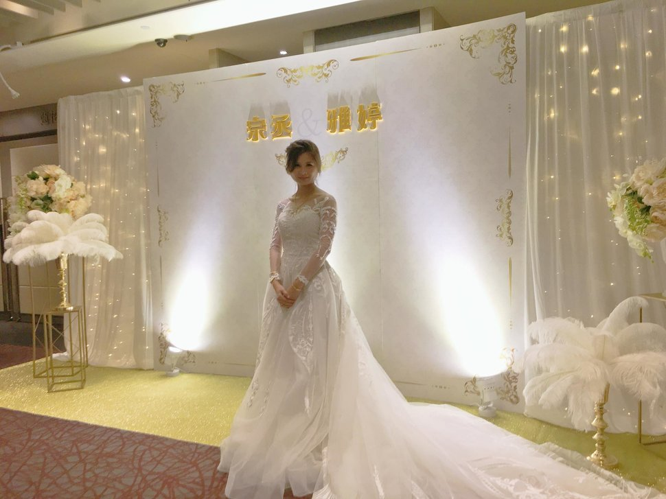 白金風範 - 好好小姐 Mrs.GOOD 婚禮佈置《結婚吧》