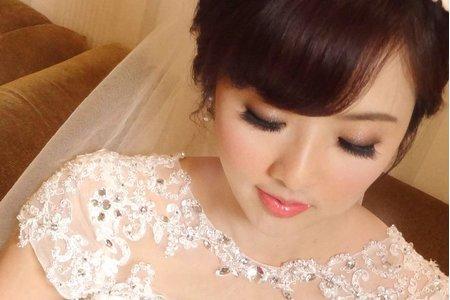紫晴Sandy的美麗新娘~國中老師素樺