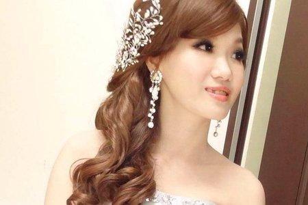 紫晴Sandy的美麗新娘~佳蓉