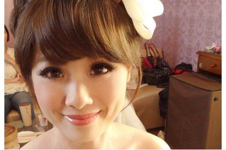 紫晴Sandy的美麗新娘~汶淇