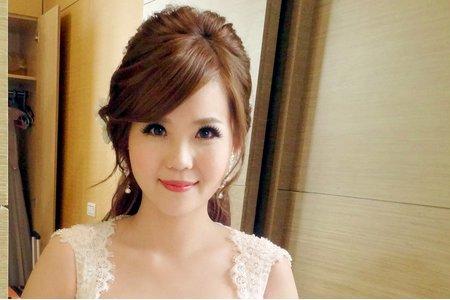 紫晴Sandy的美麗新娘~蕎宜
