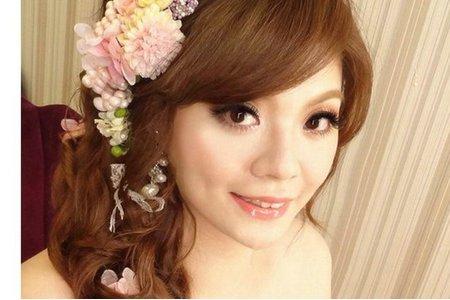 紫晴Sandy的美麗新娘~婉玲