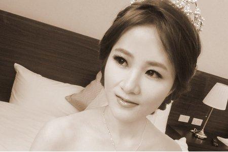 紫晴Sandy的美麗新娘~英文老師佩蓉