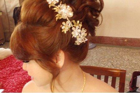 紫晴Sandy的美麗新娘~家瑩