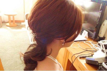 紫晴Sandy的美麗新娘~若瑜