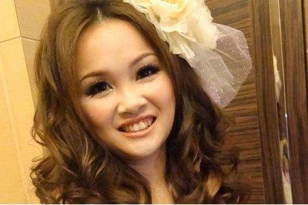 紫晴Sandy的美麗新娘~毓婷