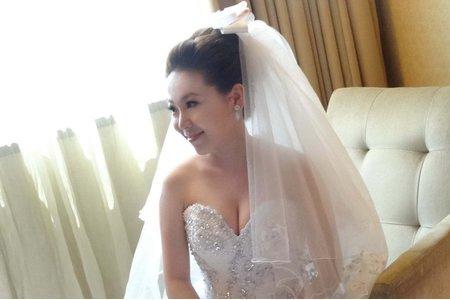 紫晴Sandy的美麗新娘~路希雅