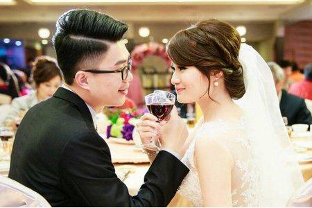 紫晴Sandy的美麗新娘~葦玲