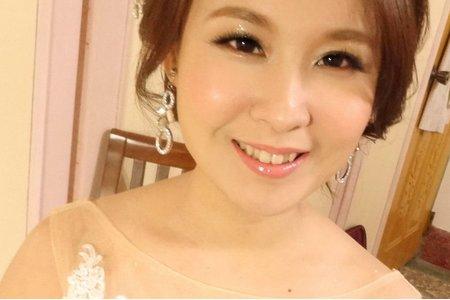 紫晴Sandy的美麗新娘~珮瑩