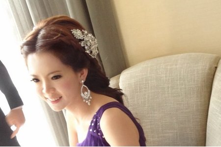 紫晴Sandy的美麗新娘~孟純