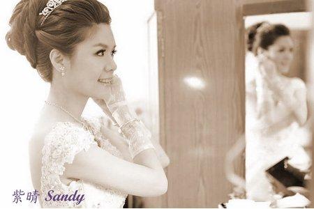 紫晴Sandy的美麗新娘~依芳