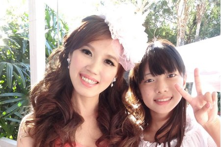 紫晴Sandy的美麗新娘~雅惠