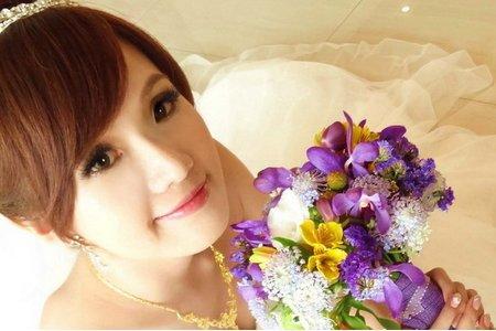 紫晴Sandy的美麗新娘~小珍