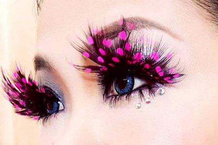 紫晴Sandy--舞台妝