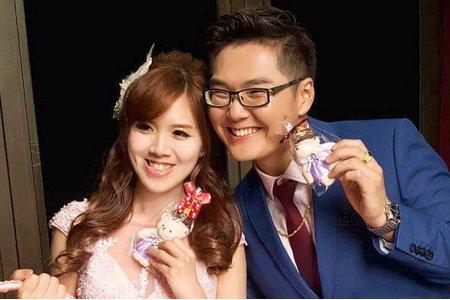 紫晴Sandy的美麗新娘~Yang Hsu