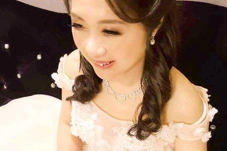 紫晴Sandy的美麗新娘~庭容