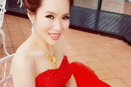 紫晴Sandy的美麗新娘~高中老師佳蓉
