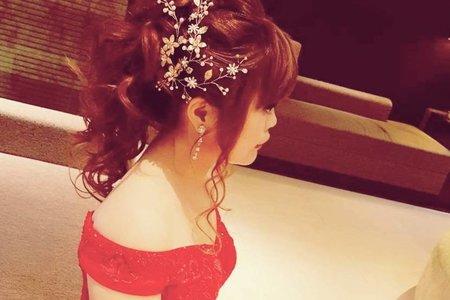 紫晴Sandy的美麗新娘~小煒