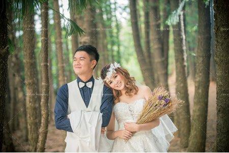 婚紗攝影|自然互動|婚紗