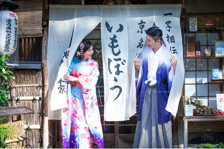 婚紗攝影|京都旅拍|一生一世|婚紗