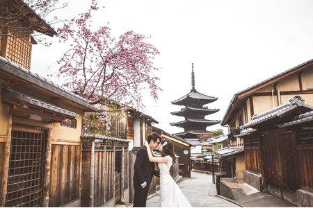 婚紗攝影|你是唯一|日本|婚紗照