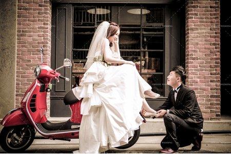 婚紗照/好拍店家/勤美綠園道