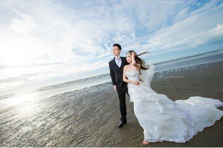 海邊婚紗照/首名-呂璐