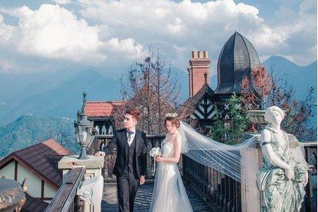 婚紗攝影|老英格蘭|歐式宮廷