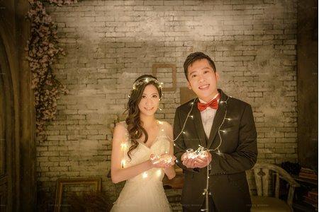 婚紗攝影|創意婚紗照