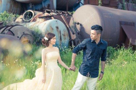 婚紗攝影|廢墟婚紗|婚紗推薦
